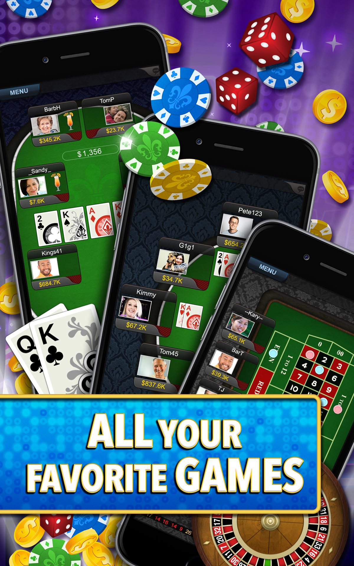 10 free casino mobile