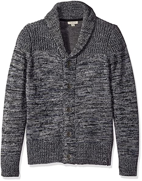 a665a9ab136a Calvin Klein Jeans Men s Shawl Neck Cardigan at Amazon Men s Clothing store