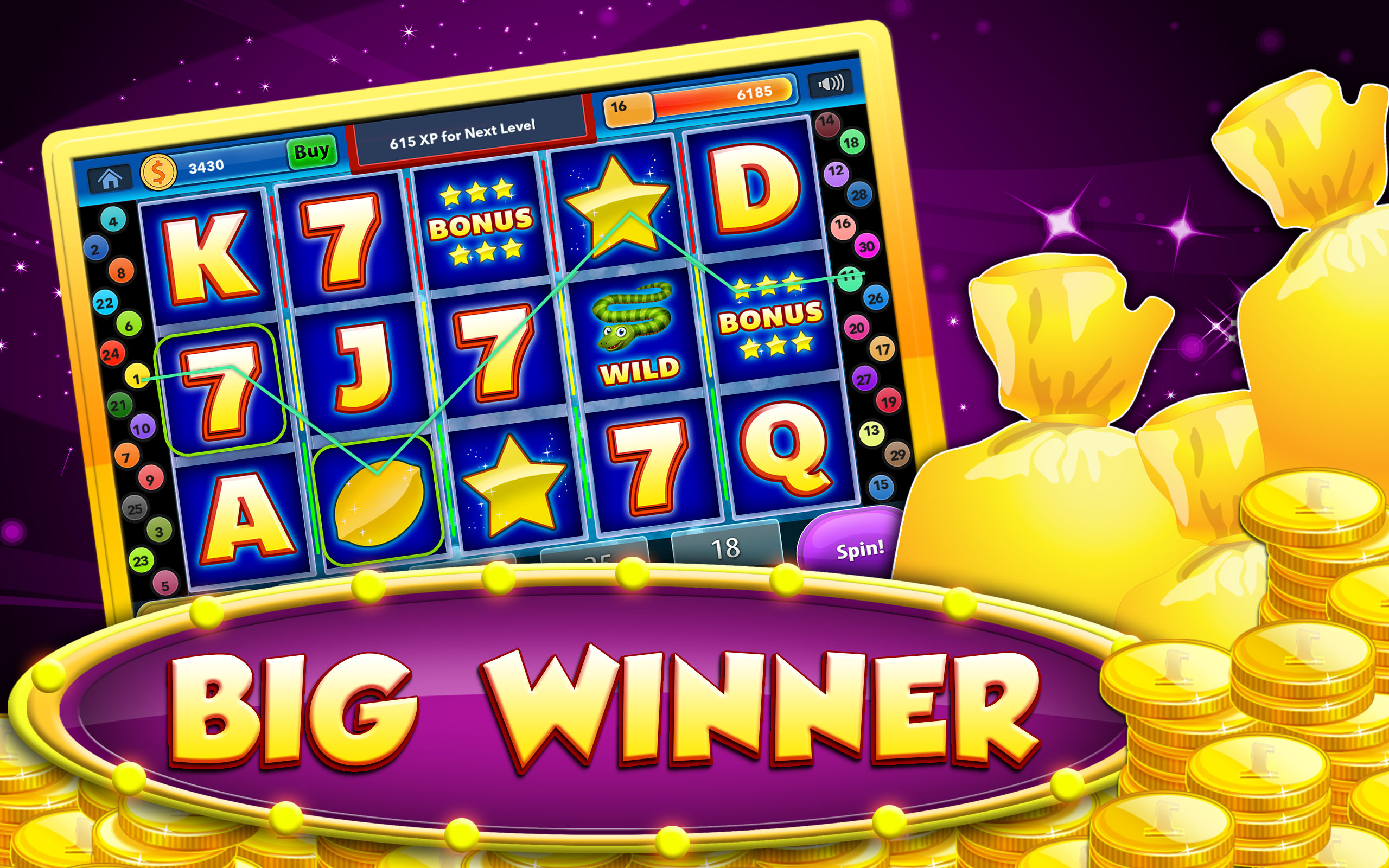 Free slot machines for download