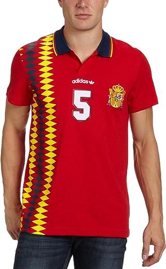 adidas T - Camiseta de Deporte y fútbol para Hombre: Amazon.es ...