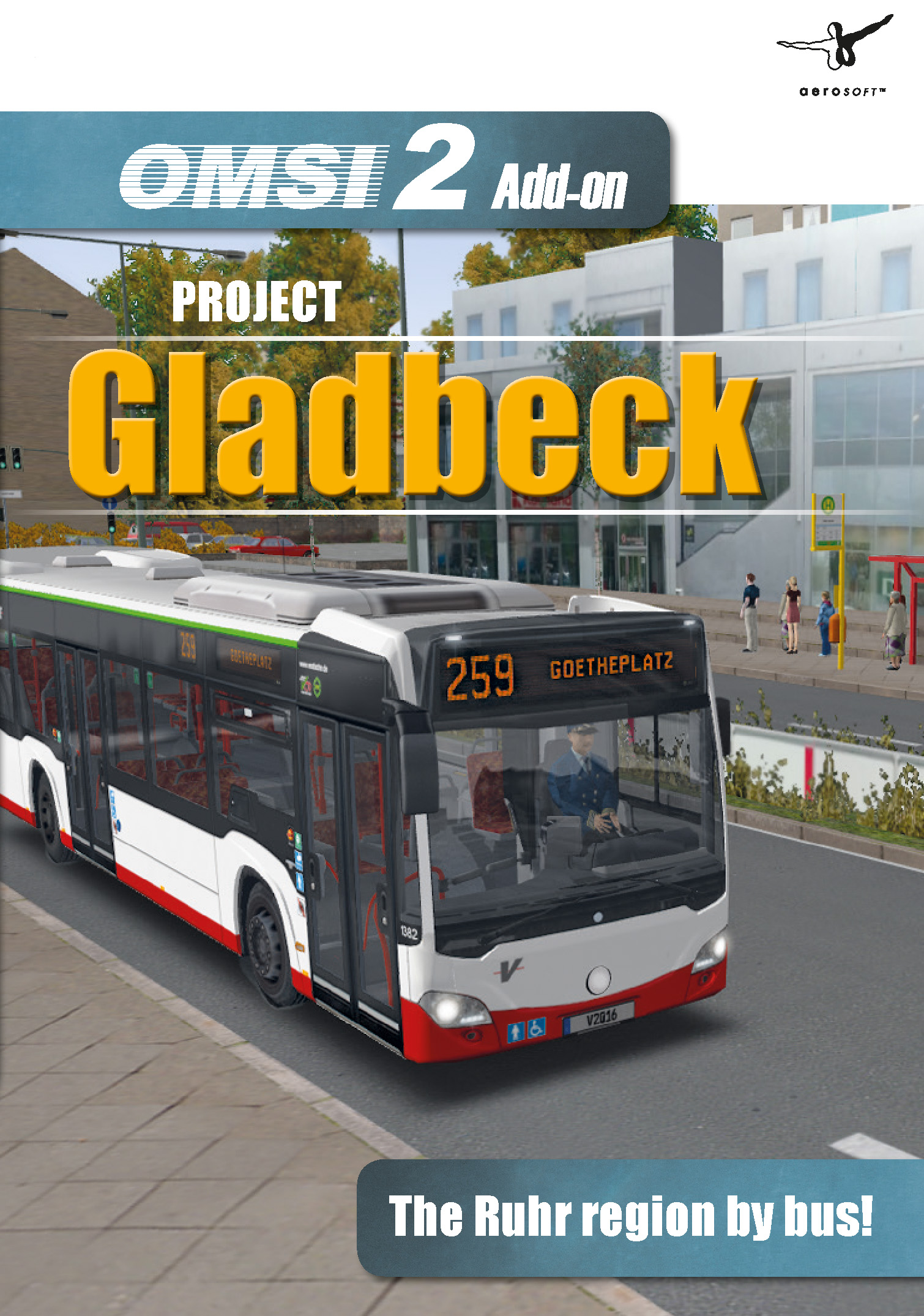 Amazon com: OMSI 2 Add-On Projekt Gladbeck [Download]: Video