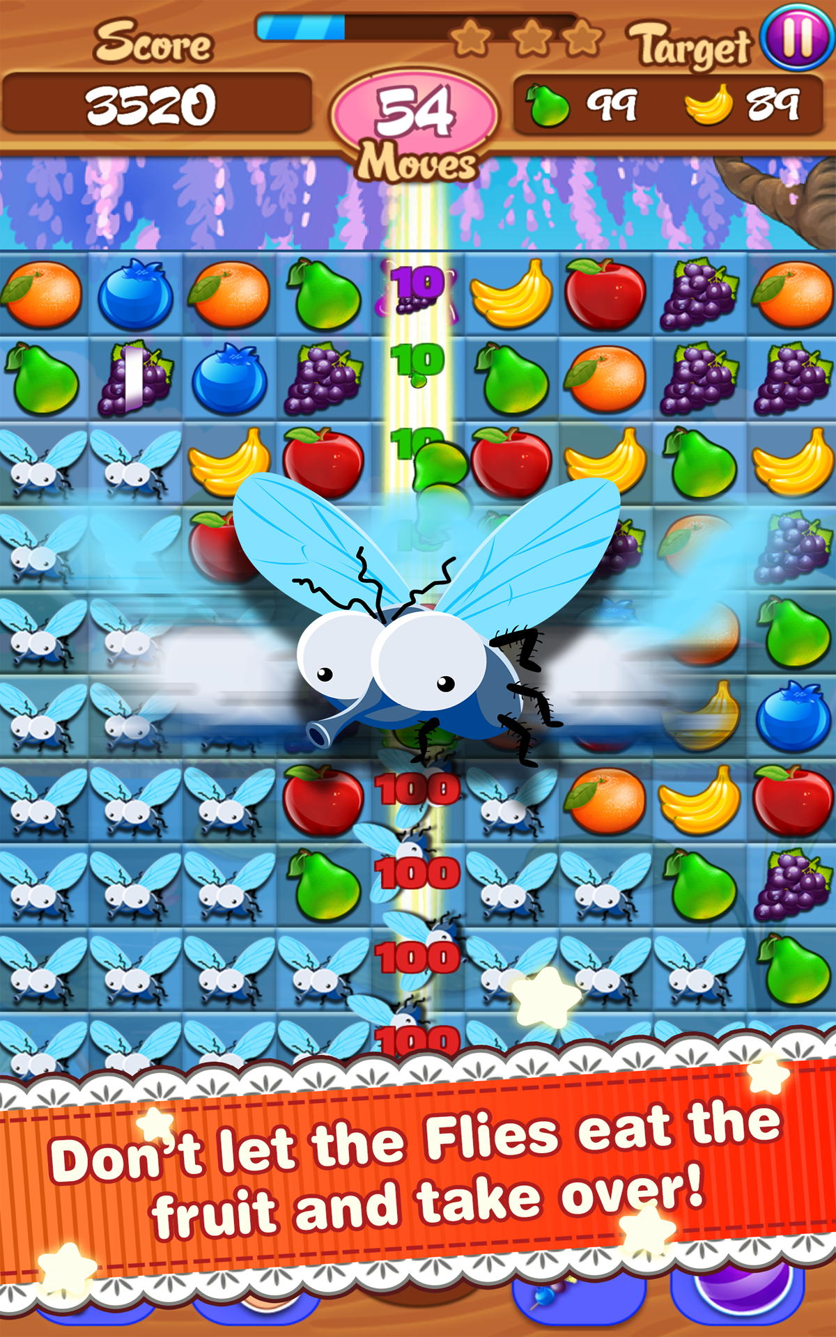 Amazon.com: Fruit Blast Mania: Match 3: Appstore for Android