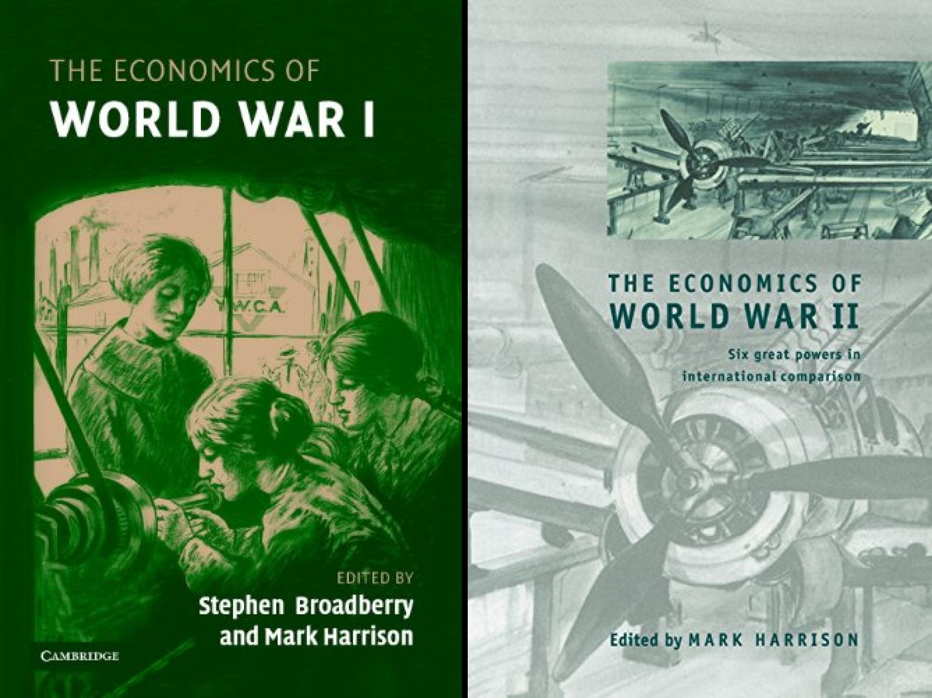 Studies in Macroeconomic History (2 Book Series)
