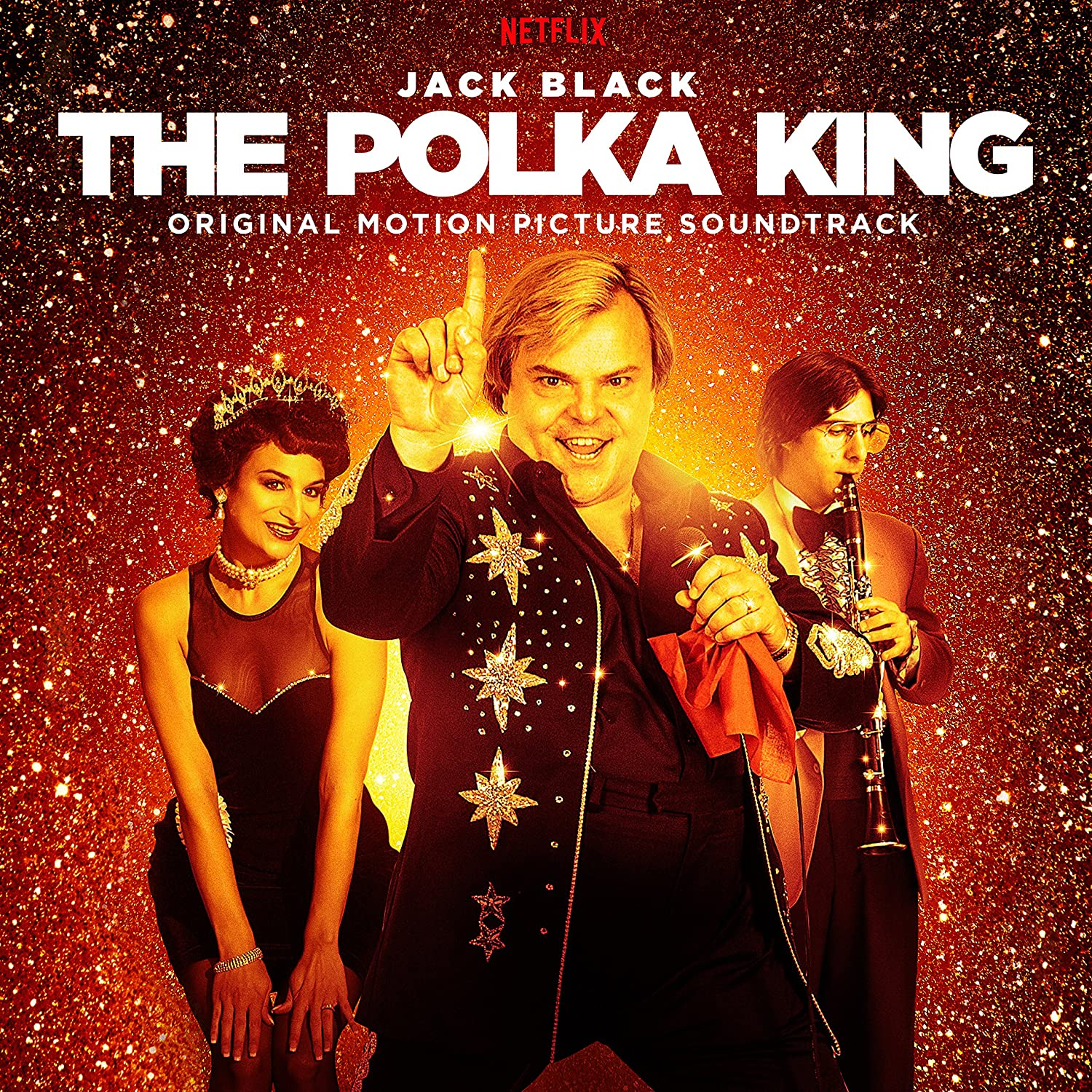 Vinilo : Jack Black - The Polka King (original Motion Picture Soundtrack) (LP Vinyl)