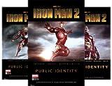 Iron Man 2: Public Identity (Issues) (3 Book Series)