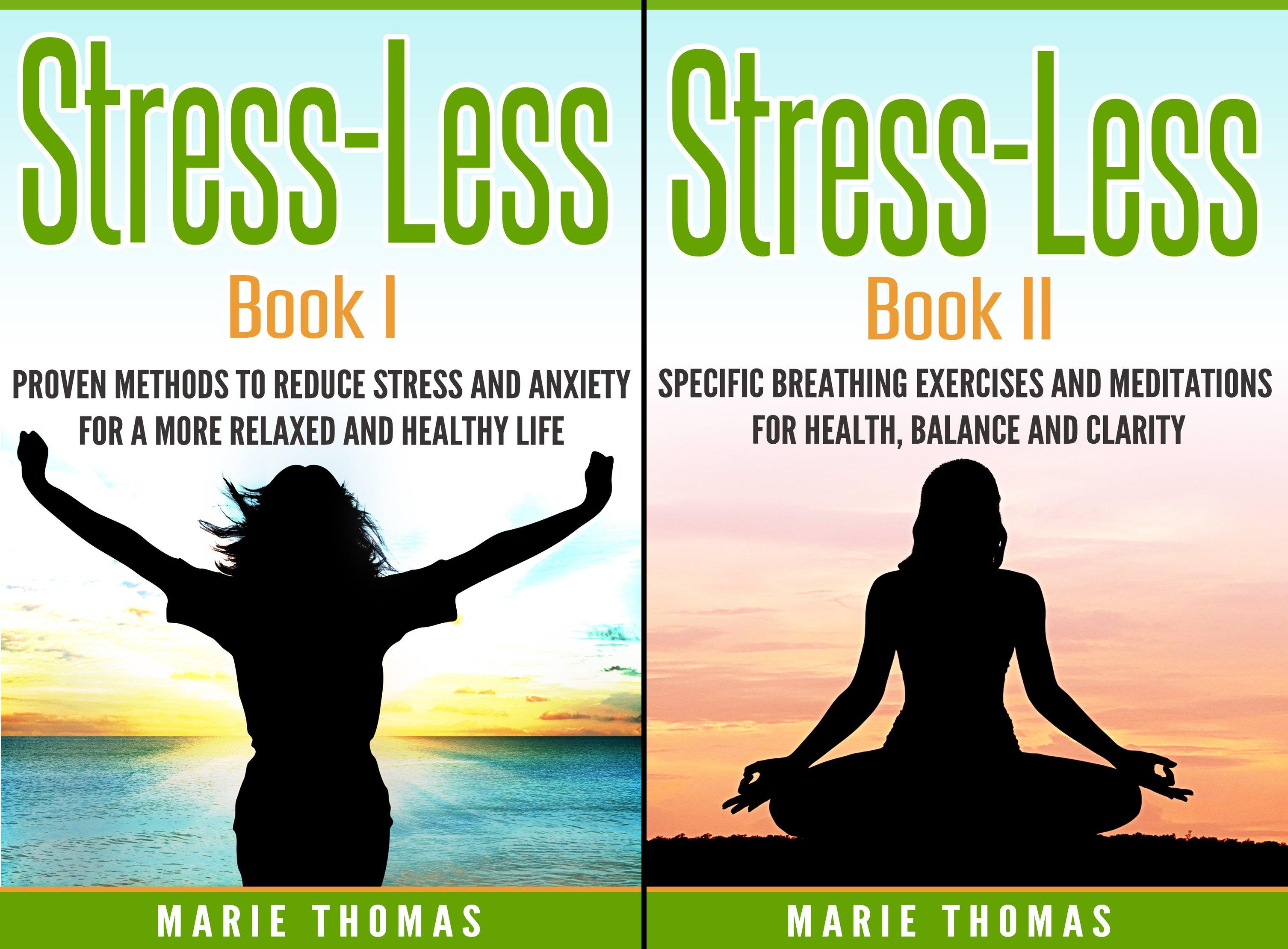 Stress-Less (2 Book Series)
