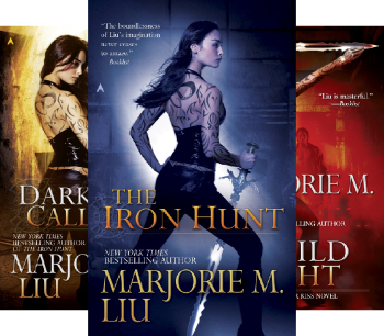 Hunter Kiss by Marjorie Liu