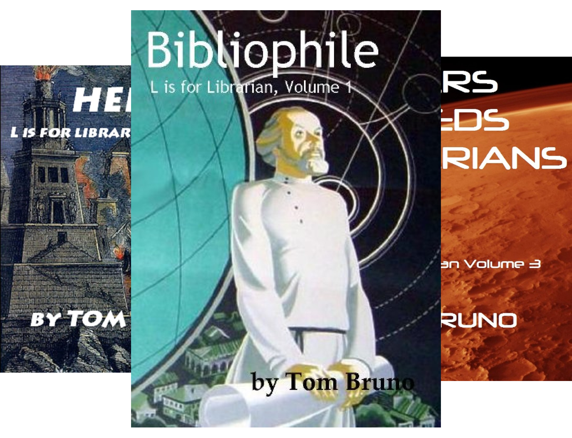 L is for Librarian (7 Book Series)