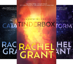 Flashpoint (3 Book Series) by  Rachel Grant