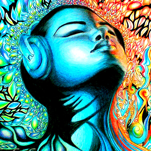 Psychedelic Wallpaper Android: Amazon.com: Psychedelic Radio Stations: Appstore For Android
