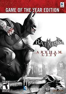 Amazon com: Batman: Arkham City Game of the Year Edition [Online