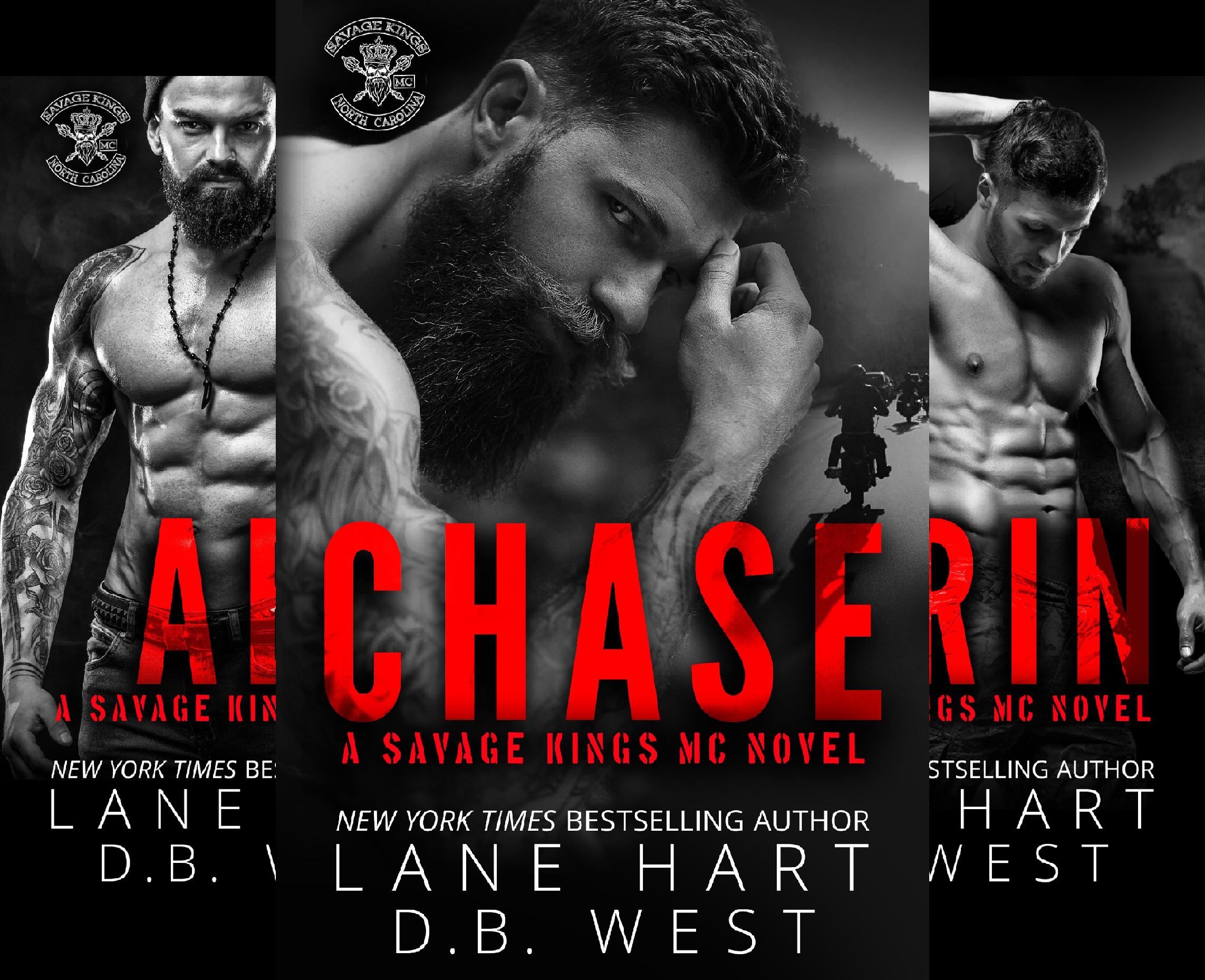 Savage Kings MC (5 Book Series)