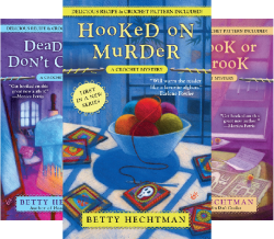 A CROCHET MYSTERY (11 Book Series) by  Betty Hechtman
