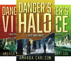 Holly Danger (6 Book Series) by  Amanda Carlson