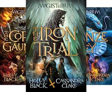 Magisterium (5 book series) Kindle Edition