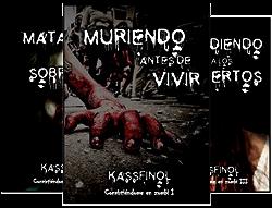 Convirtiéndome en zombi by Kassfinol