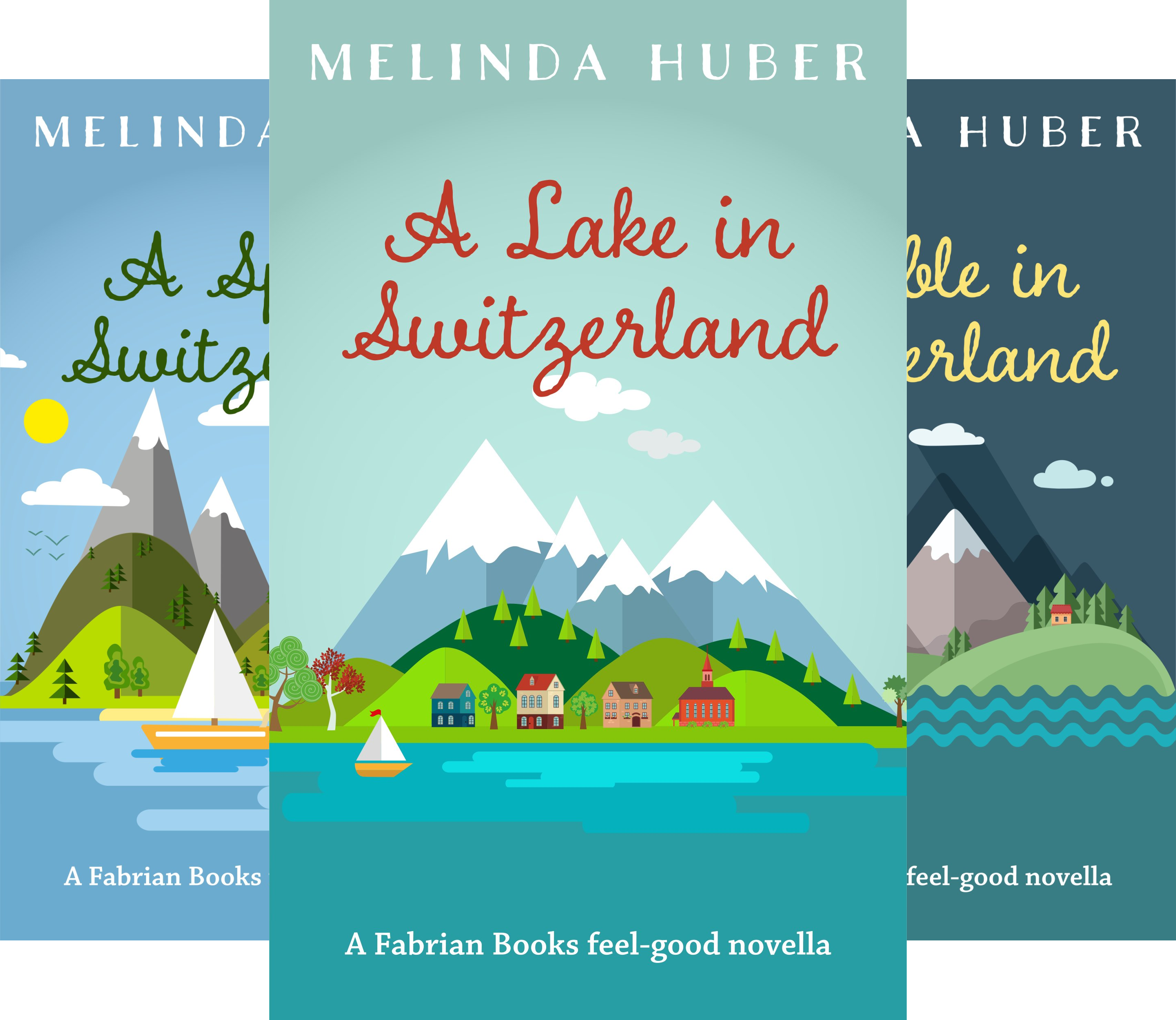 Lakeside Series (3 Book Series)