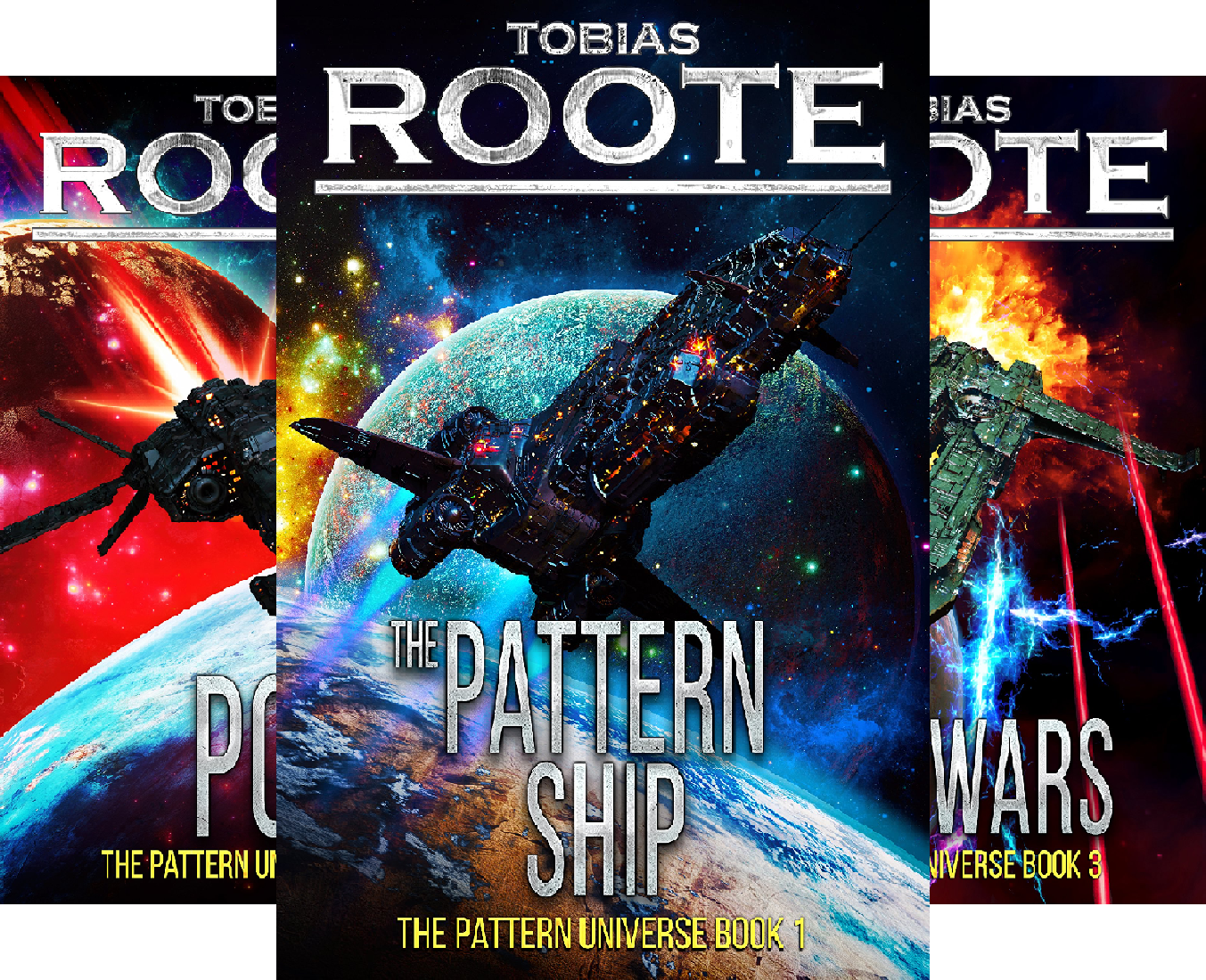 The Pattern Universe (4 Book Series)
