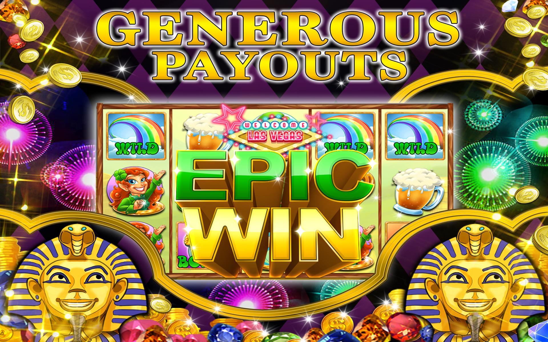 Free Slots Vegas Style