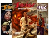 img - for The Wild Adventures of Doc Savage (14 Book Series) book / textbook / text book