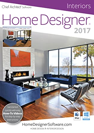 Home Designer Interiors 2017 Mac