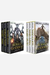 Buried Goddess Saga Box Set (2 Book Series) Kindle Edition
