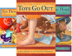 Toys Go Out 3 Book Series