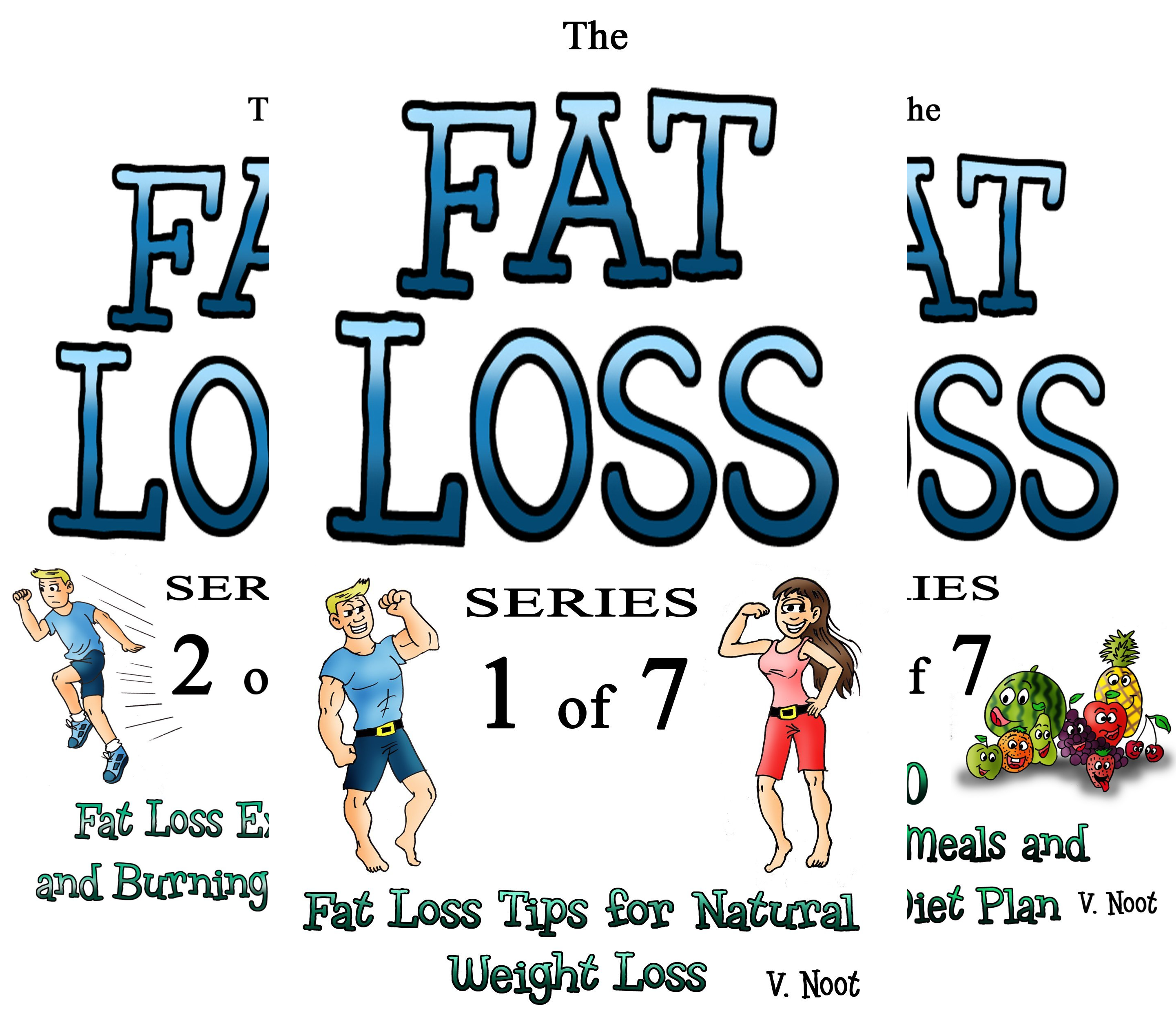 The Fat Loss Series (7 Book Series)
