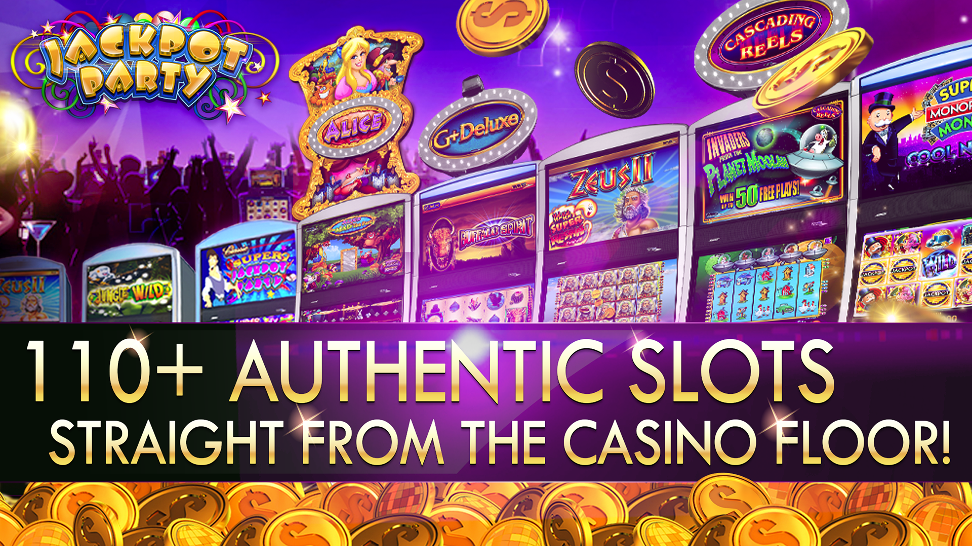 Free Casino Slot Game Jackpot Party