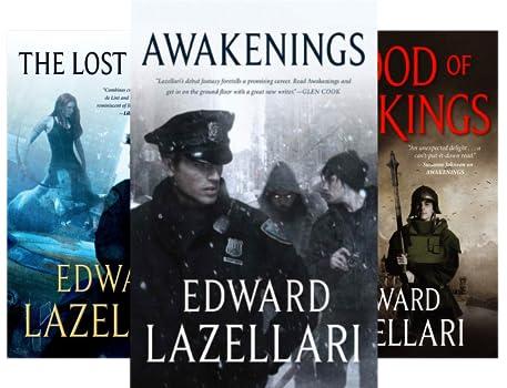 Guardians of Aandor by Edward Lazellari