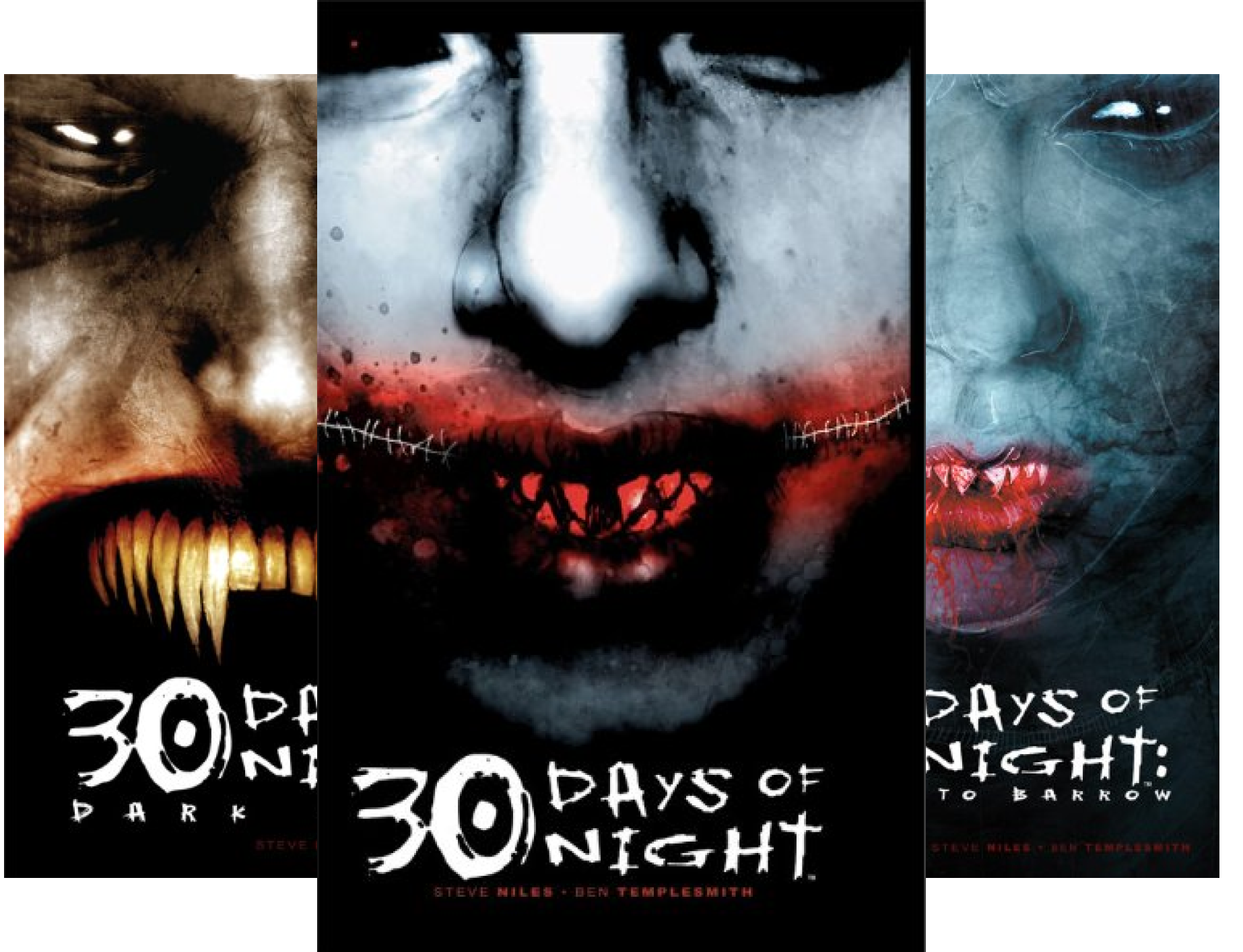 30 Days of Night (3 Book Series)