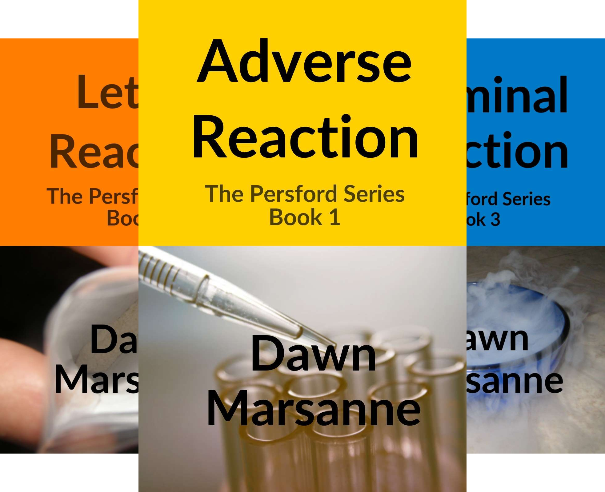 The Persford Series (5 Book Series)