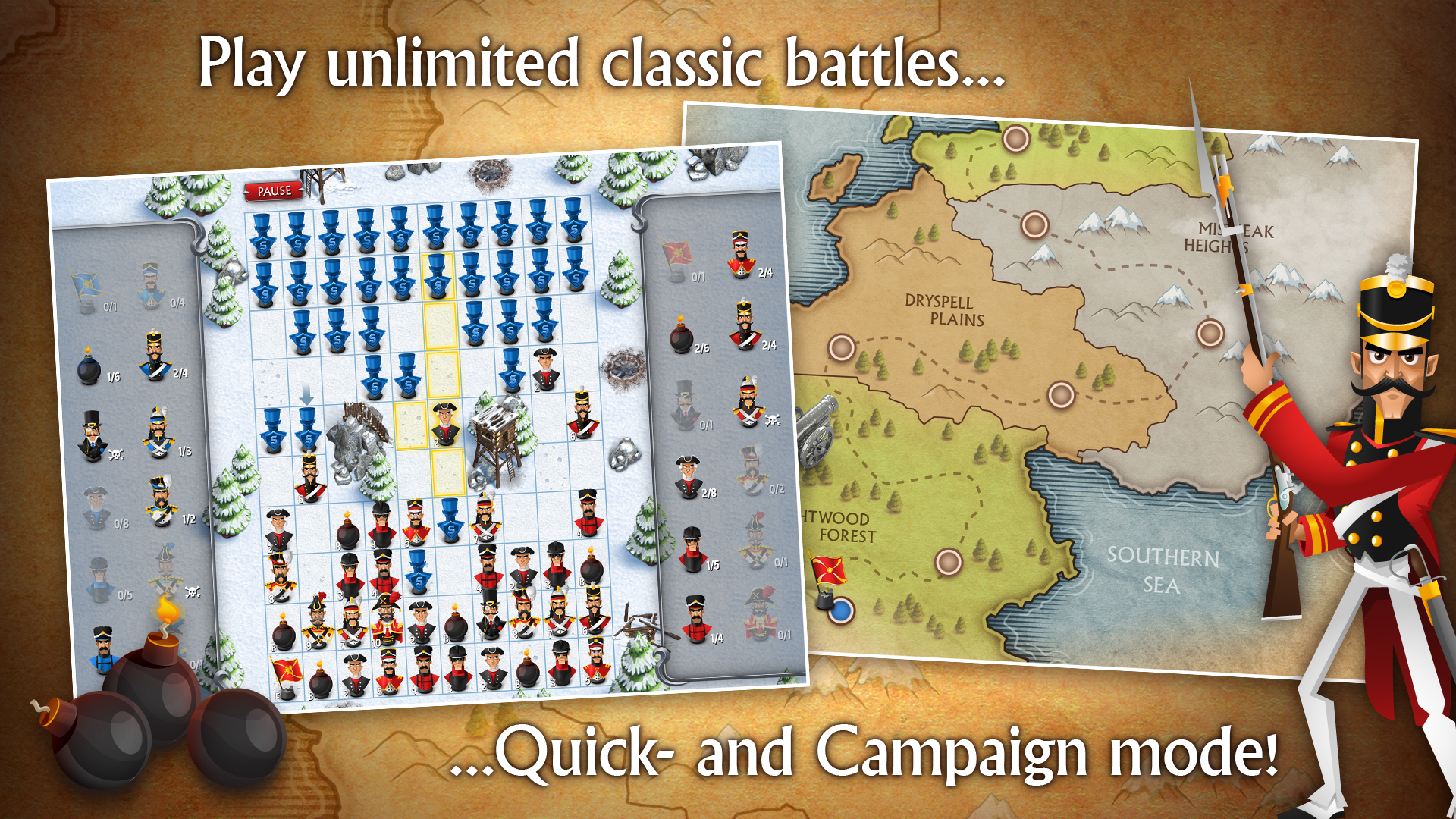 Stratego® Single Player: Amazon.es: Appstore para Android