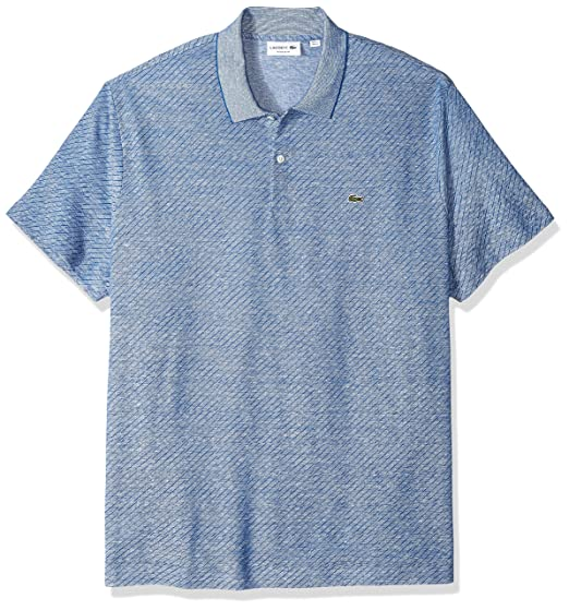 313fdb6327 Lacoste Men's Short Sleeve Caviar Pique Regular Fit Polo, PH7361 ...