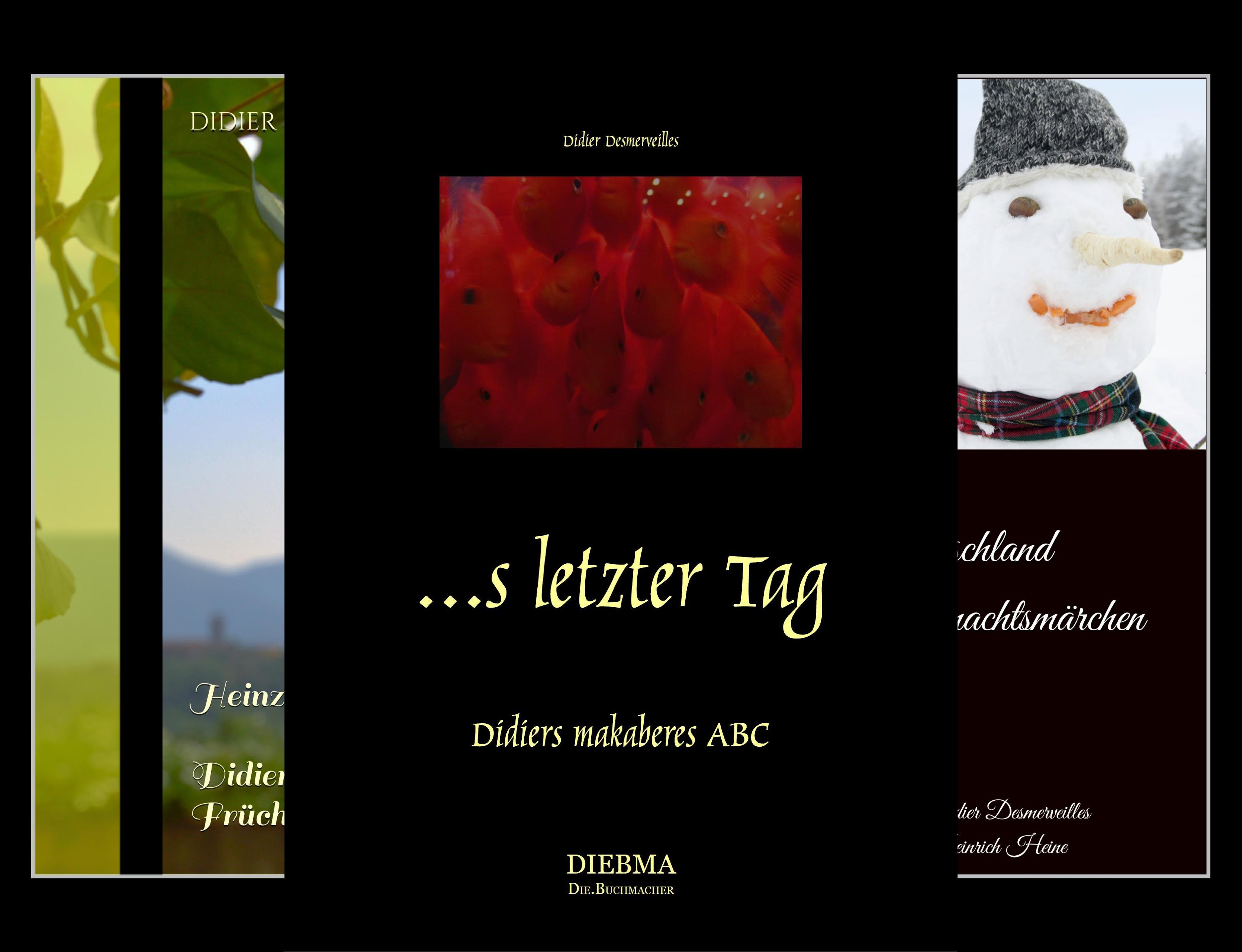Lyrik Limericks & Co (Reihe in 3 Bänden)