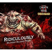 Warhammer 40,000 : Dawn of War II - Ridiculously Bloody Blood Pack DLC [Online Game Code]