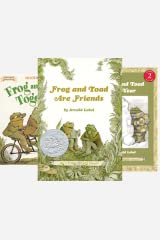 The Frog and Toad Collection (I Can Read Book 2) Kindle Edition