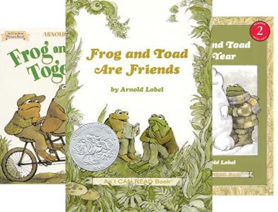 Frog and Toad I Can Read Stories