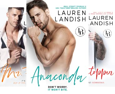 Lauren Landish Irresistible Bachelors Series