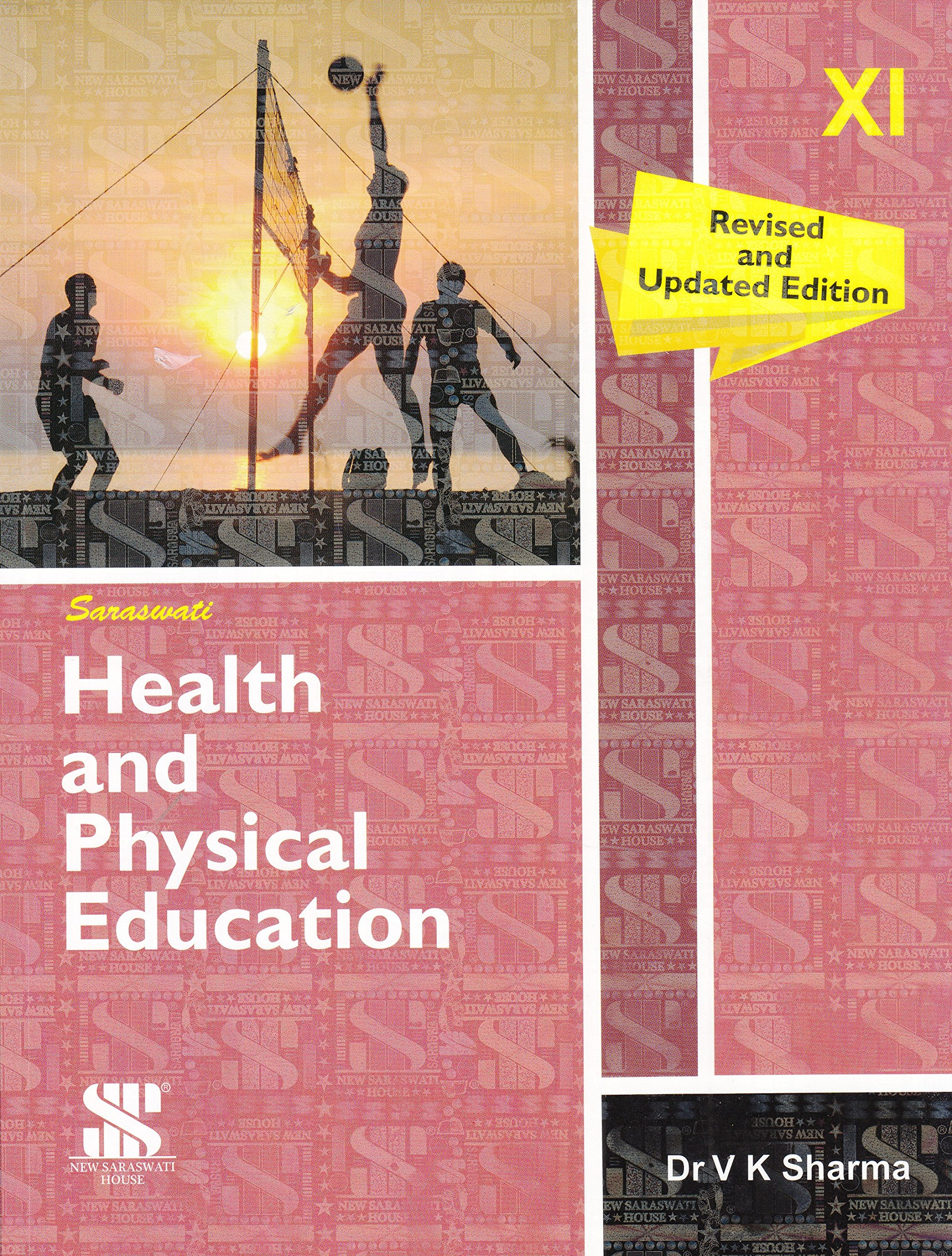 Physical Education Book For Class 11th