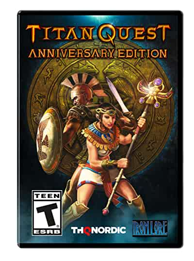 titan quest anniversary edition how to get pet