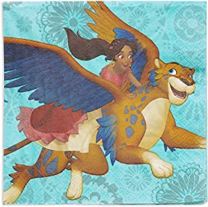 American Greetings Elena of Avalor, Lunch Napkins, 16-Count
