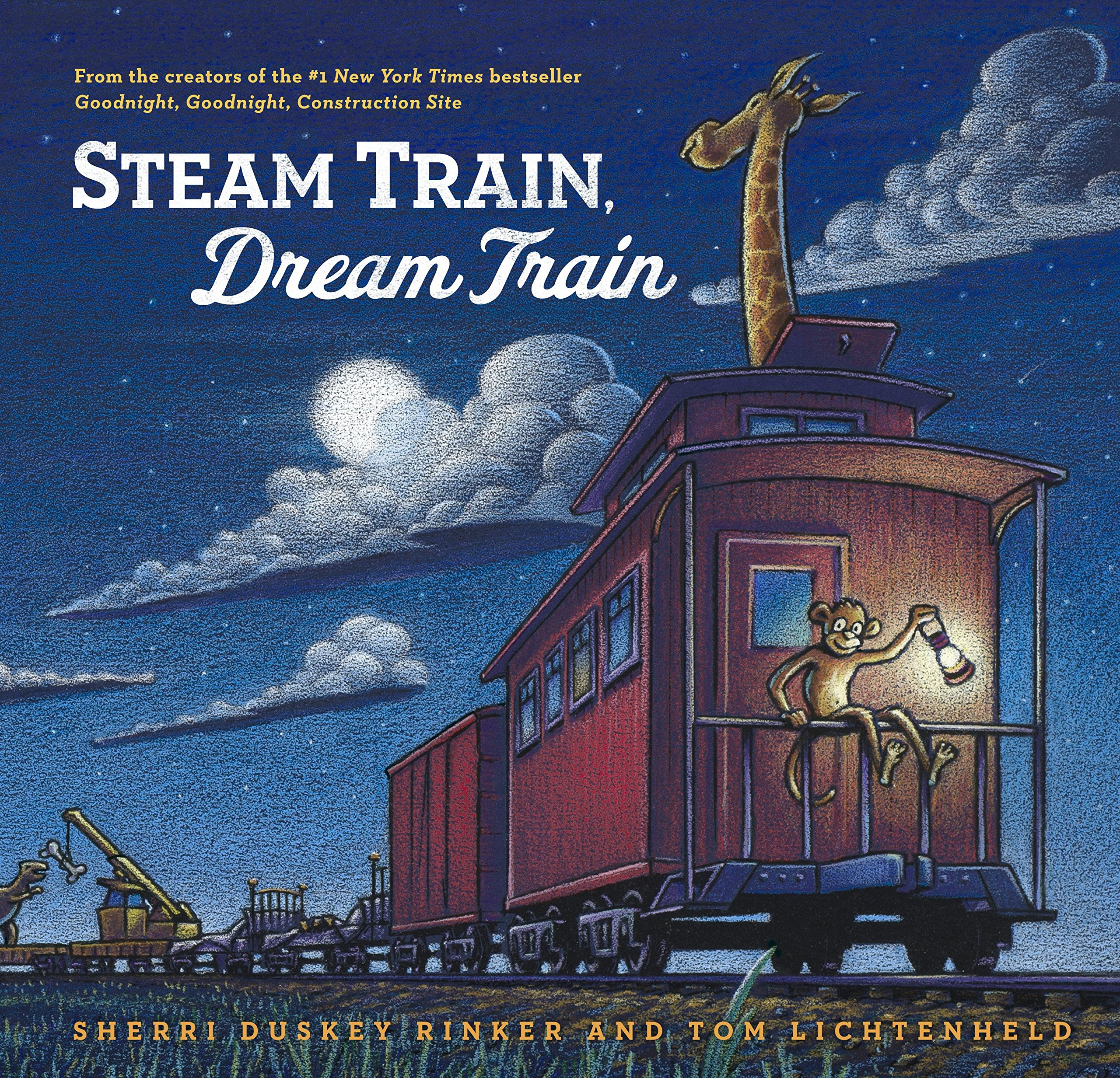 Steam Train, Dream Train by Hachette Book (Image #1)