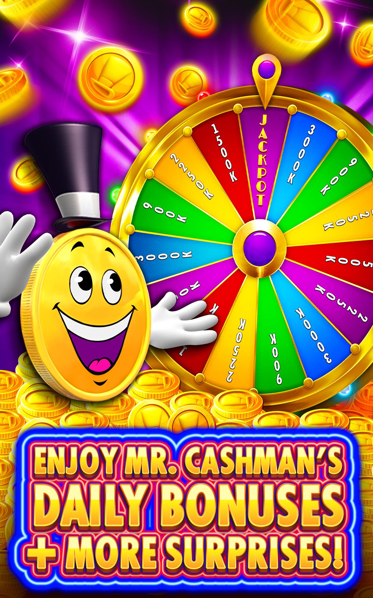 mr cashman african dusk free coins