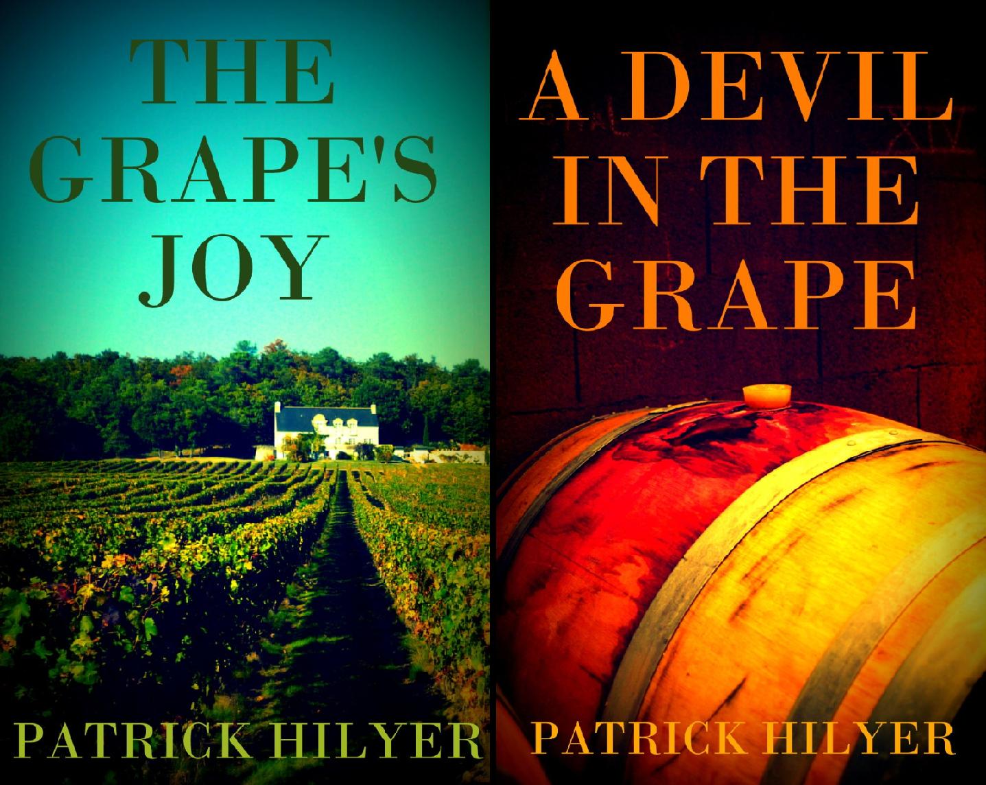 A Saint-Emilion Vineyard Mystery (2 Book -