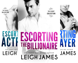 The Escort Collection 4 Book Series