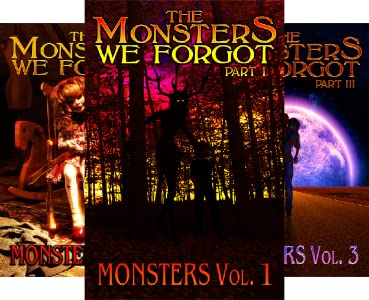 Monsters 7 Book Series Kindle Edition