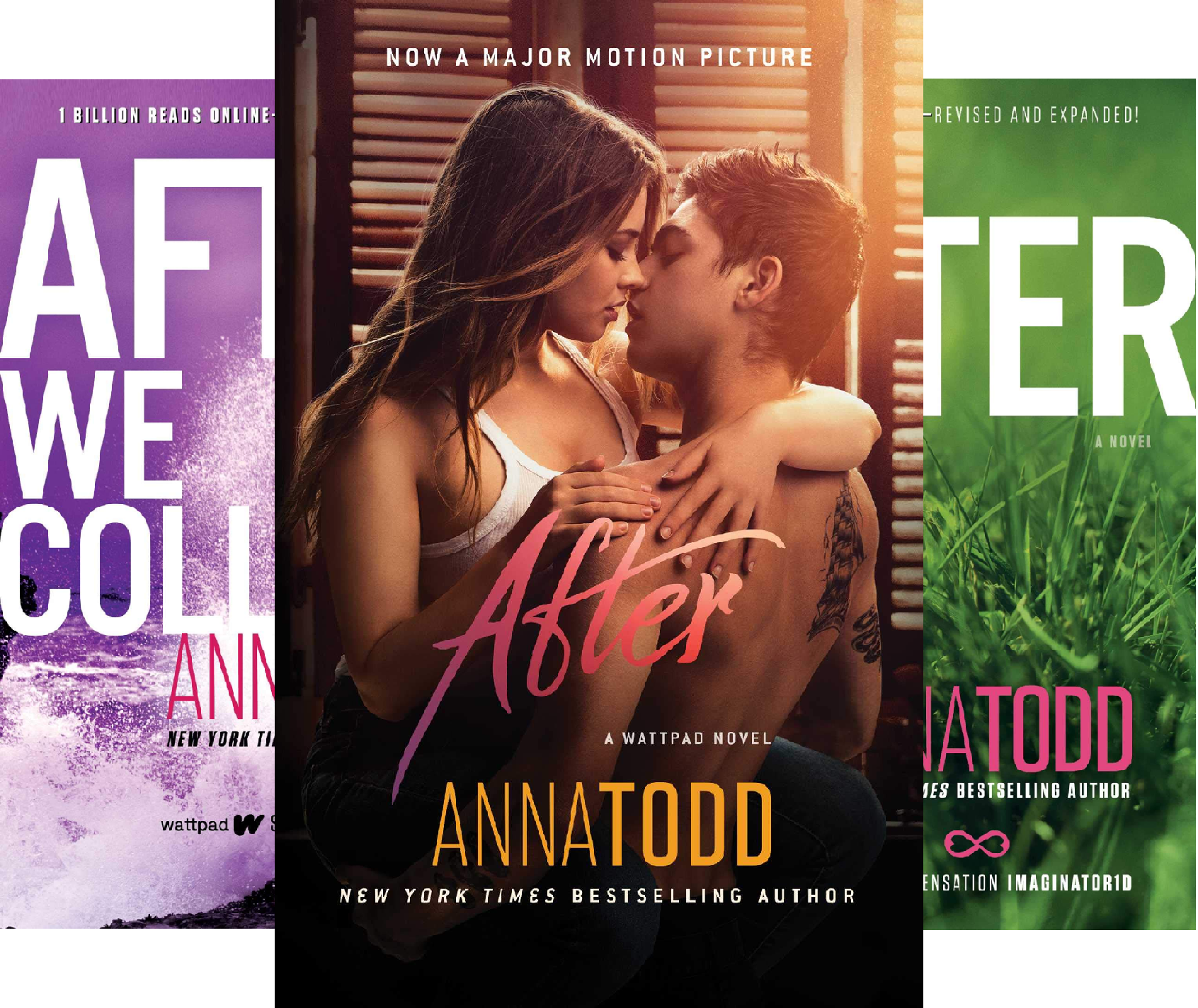 The After Series (5 Book Series)