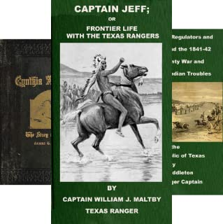 Texas Ranger Indian Wars (6 Book Series) (B00XM1NUQK) | Amazon Products