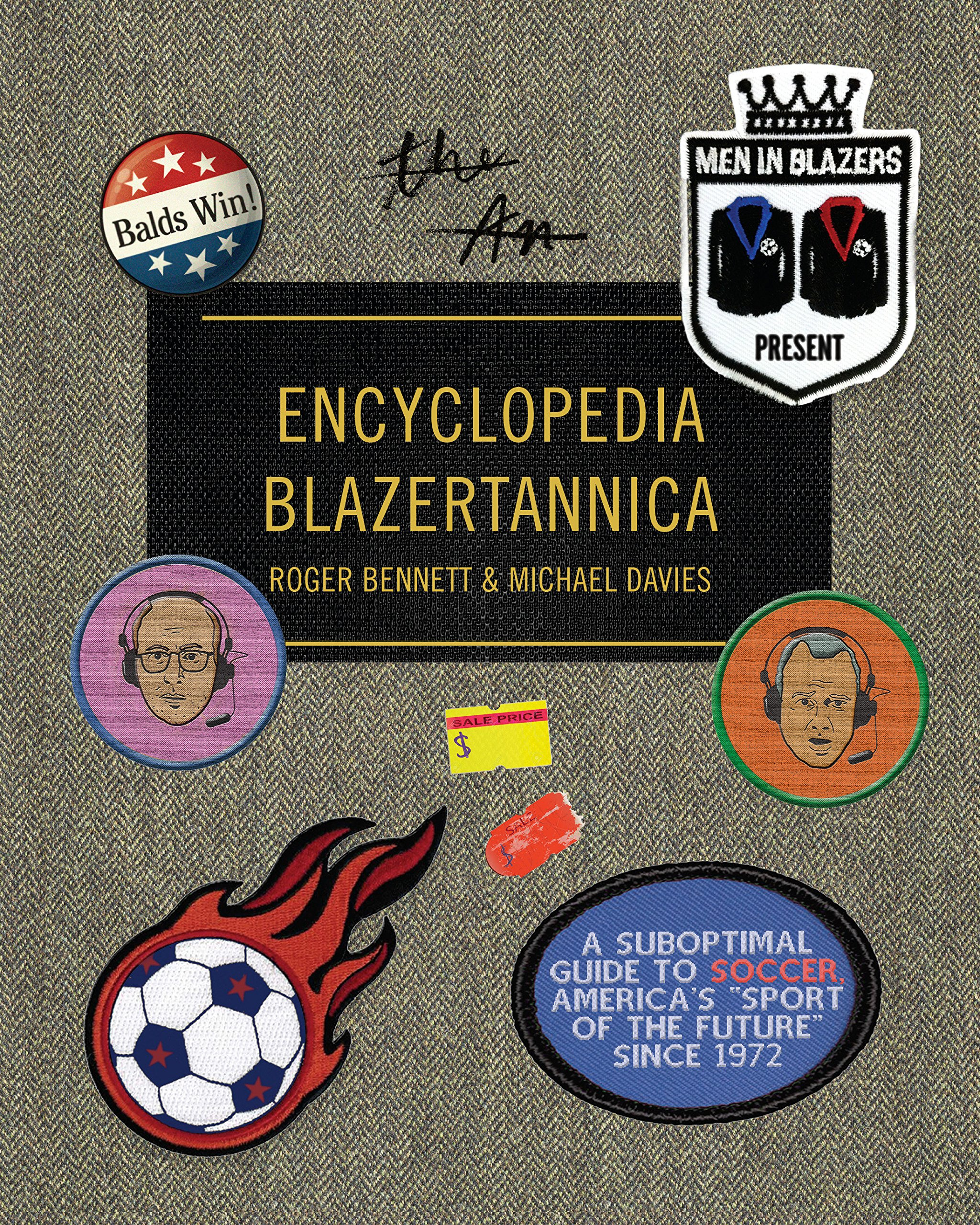 present 35 år man Men in Blazers Present Encyclopedia Blazertannica: A Suboptimal  present 35 år man